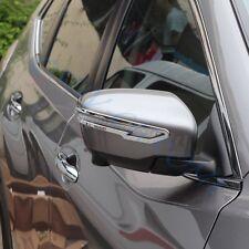 Chrome Rear View Cover For Qashqai J11 X-Trail T32 Accessory Side Mirror Trims