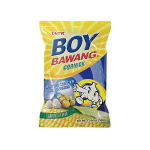Boy Bawang Cornick Garlic Flavor 100 grams
