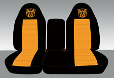 98-04 FORD RANGER 60-40 seat Transformer car seat covers CHOOSE,MORE DESIGN AVBL