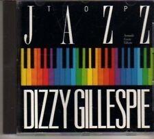 (BL856) Top Jazz, Dizzy Gillespie - 1989 CD