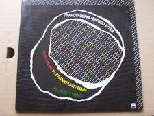 Franco CERRI/ENRICO INTRA,: from Milan to: Frankfurt/Main LP M -/M-DIRE REC. ITALY