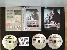 LFP Manager 2006 Gestion/Simulation Football PC FR