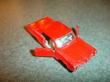 Old Vtg Antique Diecast Matchbox #22 Pontiac GP Sports Coupe Toy Made In England