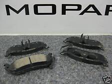 New 08 2008 Chrysler Pacifica Rear Brake Pads Pad Oem Mopar Factory V2014439AB