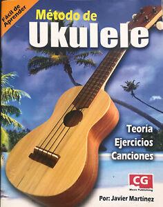 Método de Ukulele (Teoría, canciones y ejercicios)