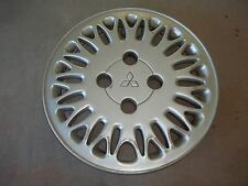 "1994 94 95 96 Mitsubishi Expo Hubcap Rim Wheel Cover Hub Cap 14"" OEM USED 57572"