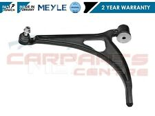 FOR AUDI A2 1.4 1.6 2000-2005 CAST IRON FRONT LEFT CONTROL ARM MEYLE GERMANY