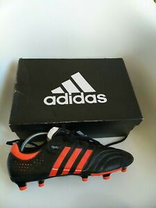 Adidas 11 pro mens Football Boots 10 authentic 100% world tony cros cup 11 core