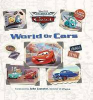 DISNEY PIXAR WORLD OF CARS, , Very Good Book