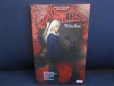 Fables vol 14 Witches tpb (2010, DC/Vertigo)