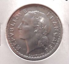 CIRCULATED 1949 5 FRANC FRENCH COIN!!!! (011116)