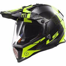 *Ships Same Day* LS2 Pioneer Motorcycle ATV Off Road Helmet (Solid, Trigger..)