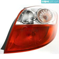 NEW RIGHT SIDE TAIL LAMP ASSEMBLY FOR 2009-2013 TOYOTA MATRIX TO2801182C CAPA