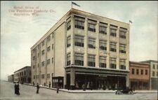 Appleton WI Pettibone Peabody Co Store c1910 Postcard