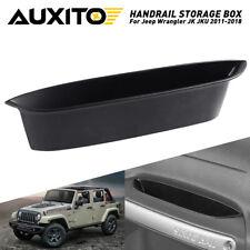 Passenger Storage Tray Organizer Accessories Box for Jeep Wrangler JK JKU2011-18