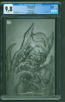 DCeased #2 CGC 9.8 Comics Elite Edition B John Giang Sketch Cover Variant COA