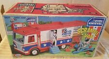 Vintage IDEAL Evel Kneivel Scramble Van w/Box 1973