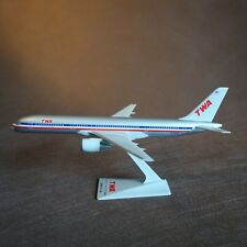 1/200 TWA AA American Airlines Boeing B757-200 Airplane Model
