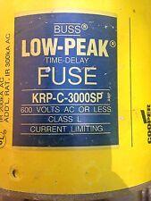 BUSS LOW PEAK KRP-3000-SP FUSE