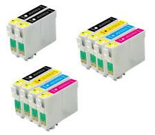 10 x T0715 Internet-Ink inchiostro compatibili per Epson 711 712 713 714 NON-OEM