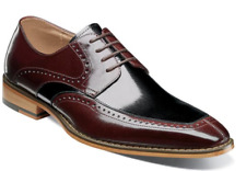 Stacy Adams Sanford Men's Shoes Oxford Burgundy Multi 25240-641