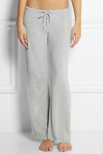 Elle Macpherson Grey Buttercup Glow Stretchmodal Pajama Pants (Medium)