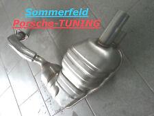orig. Porsche 987 + S Boxster Cayman Auspuff Exhaust Muffler MK1 987.113.118.02