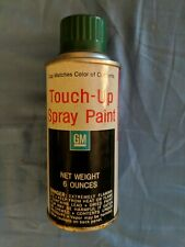 Vintage 1970s GM Touch-Up Spray Paint, OEM Green