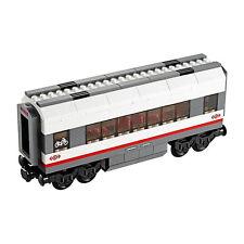 LEGO CITY FERROVIA medio trasporto da ad alta velocità passeggeri treno 60051 NUOVO