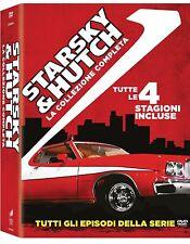 Starsky & Hutch - Stagione 01-04 Serie Completa Cofanetto BOX (20 Dvd)