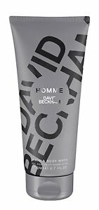 3 x David Beckham Homme Shower Gel 200ml