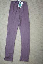 Nwt Jonah Love purple Dot Warm Leggings Pants Size 8