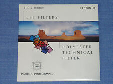 Lee Wratten Filter  100x100  FL 5700-D