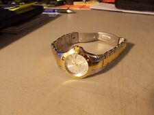 VINTAGE JOHN WEITZ QUARTZ WATCH DATE JAPAN MOVEMENT WORKING WITH NEW BATTERY