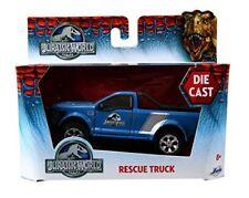 Jada 97078 1/32 Scale Jurassic World Ford F-150 Rescue Truck Diecast Toy Car