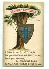 Heraldic Advance Australia