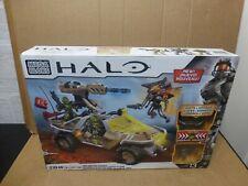 Mega Blocks HALO UNSC Night Ops Gausshog 97134 239 pcs NEW