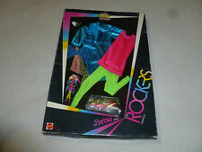 VINTAGE 1986 BARBIE AND THE ROCKERS OUTFIT FASHIONS MATTEL 2690 NEW IN BOX NIB >