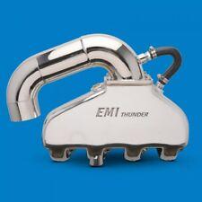 EMI Thunder Exh System BB Chevy W/SS Hi Perf S-Pipe Kit Polish Finish EMI-551P