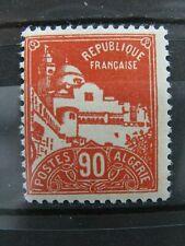 FRANCE neuf  ALGERIE  n° 81