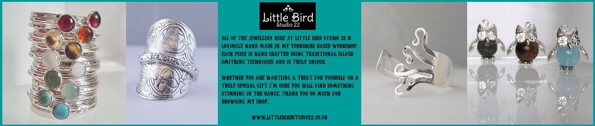 Little Bird Studio 22 Jewellery