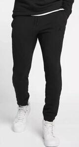 Nike Air Jordan Jumpman Fleece Sweatpants Joggers Mens Size Medium DA6709-010 US