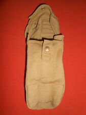 CANADIAN ARMY :-1941 WWII , BREN GUN 1 Ammo Pouch , Canvas 1941 WWII