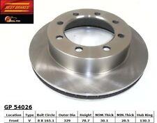Disc Brake Rotor fits 1995-1999 Ford F-250 F-350 F-250 Super Duty  BEST BRAKES U