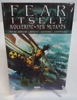 Fear Itself Wolverine & New Mutants 1 2 Marvel Comics HC Hard Cover New Sealed