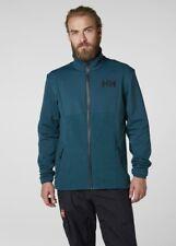 Helly Hansen Ullr Men's Ski Fleece Jacket 51784/436 Midnight NEW