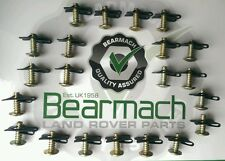 Land Rover Defender 90, Series, Floor Panel Plate Screws & Captive Nuts X21