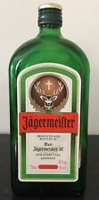 Jarermeister Empty Bottle - Green Glass 750 ML