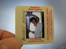 More details for original press photo slide negative - whitney houston & bobby brown - 1992