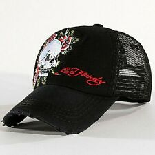 Casquette Ed Hardy By Christian Audigier authentique Skull